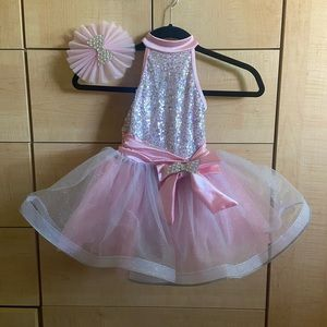 Little Girl's Ballet/Dance Costume